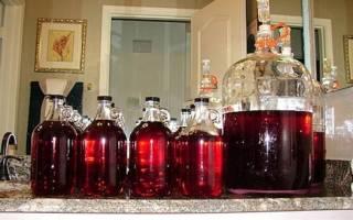 Рецепт крепленого вина из винограда