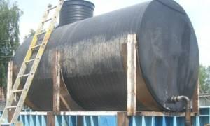 Как сделать емкость для воды на даче