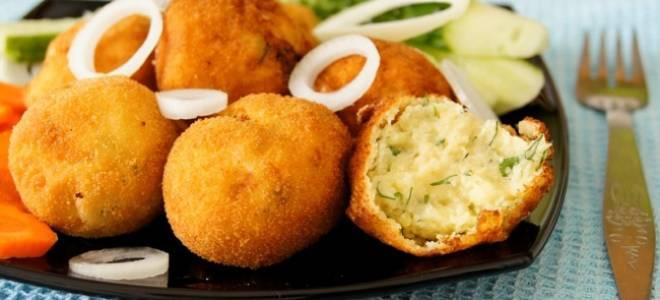 Что можно приготовить из картофеля и яиц